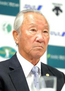 日本ゴルフツアー機構・青木功会長