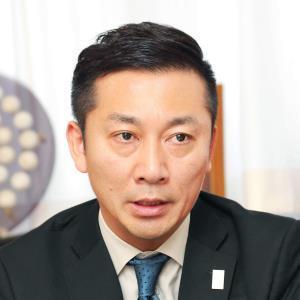 島田慎二氏