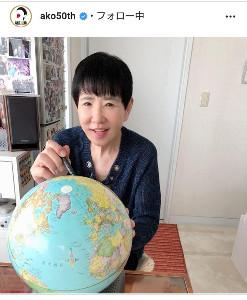 和田 アキ子 インスタ