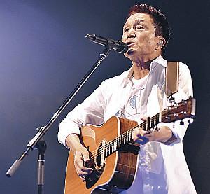 YouTube音楽特番「SING for ONE」に登場する小田和正