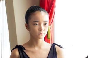 バレエの才能を生かし、女優デビューする服部樹咲