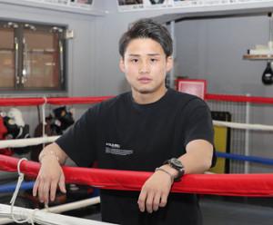 ワタナベジム所属のWBA世界ライトフライ級スーパー王者・京口紘人
