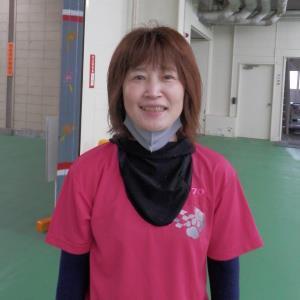 8か月ぶりに勝利を挙げた新田芳美