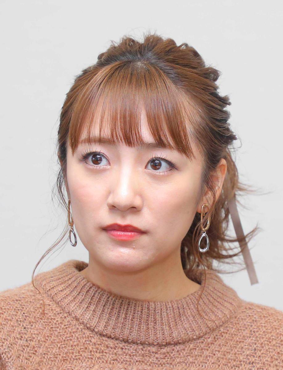 元AKB48の高橋みなみ