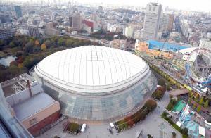 巨人・阪神の開幕戦が行われる東京ドーム