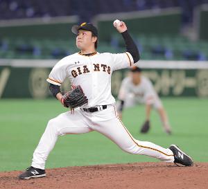 3番手の藤岡貴裕(カメラ・橋口 真)
