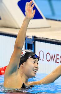 ロンドン、リオと2大会連続で銅メダルを獲得した競泳・星はミズノに所属