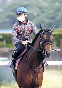 所属する藤原英厩舎のヴァンドギャルドで5度目のG1に挑む岩田望