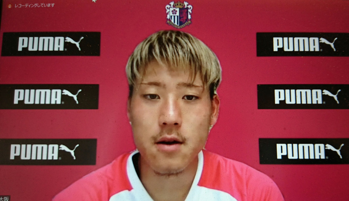 【C大阪】東京五輪1年延期にDF瀬古「アピール増えた」 : スポーツ報知