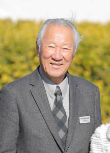 日本ゴルフツアー機構の青木功会長