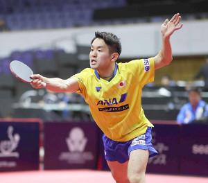 昨年の6月、ジャパンオープンに出場した及川瑞基