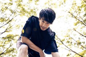 配信シングル「パレード―PARADE」でメジャーデビューする森崎ウィン