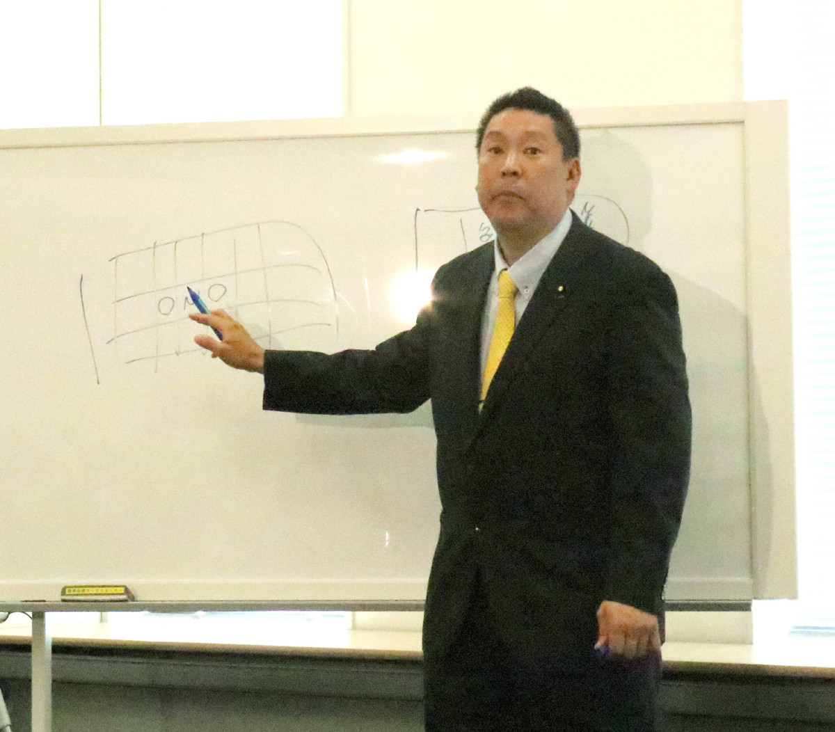 立花孝志氏、都知事選告示18日に同姓同名「小池百合子氏」擁立へ