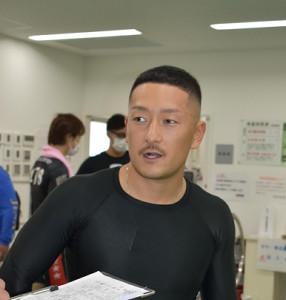 次代の日本のエース・松井。強烈ダッシュに注目だ