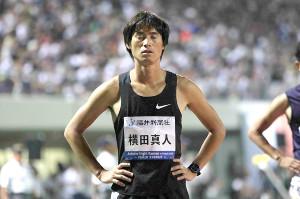 主催者である横田真人氏は現役こそ退いたものの、選手とトレーニングを積み、昨年9月には男子800メートルのペースメーカーも務めた