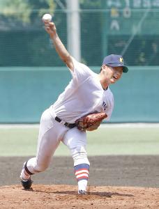 8月にずれ込んだリーグ戦に向け、実戦登板で調整を続ける木沢(カメラ・橘田あかり)