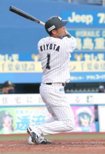 ロッテ】清田育宏とレアードの2者連続弾で3点を先制 : スポーツ報知