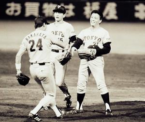 広島-巨人 完封勝利の加藤初投手