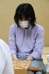 局後の田中沙紀女流3級