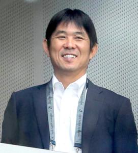日本代表・森保一監督