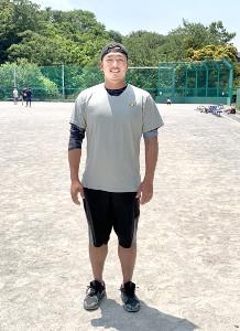 """金光大阪時代には""""中田キラー""""と呼ばれた植松さん。代替大会に出場する球児にエールを送った"""