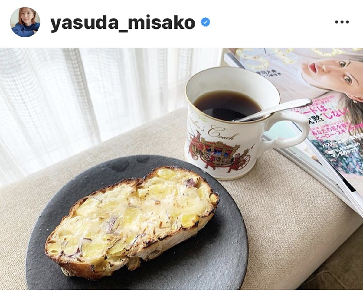 安田美沙子のインスタグラム(@yasuda_misako)から