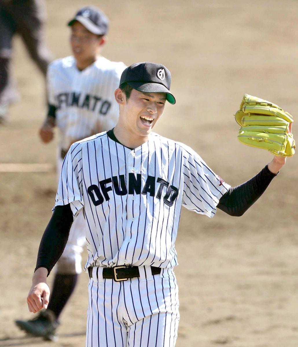 【ロッテ】ドラ1・佐々木朗希 高校野球岩手大会開催に「思う存分野球を楽しんでもらいたい」