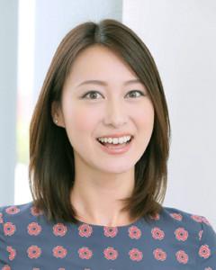 本紙インタビューに応えるテレビ朝日・小川彩佳アナウンサー