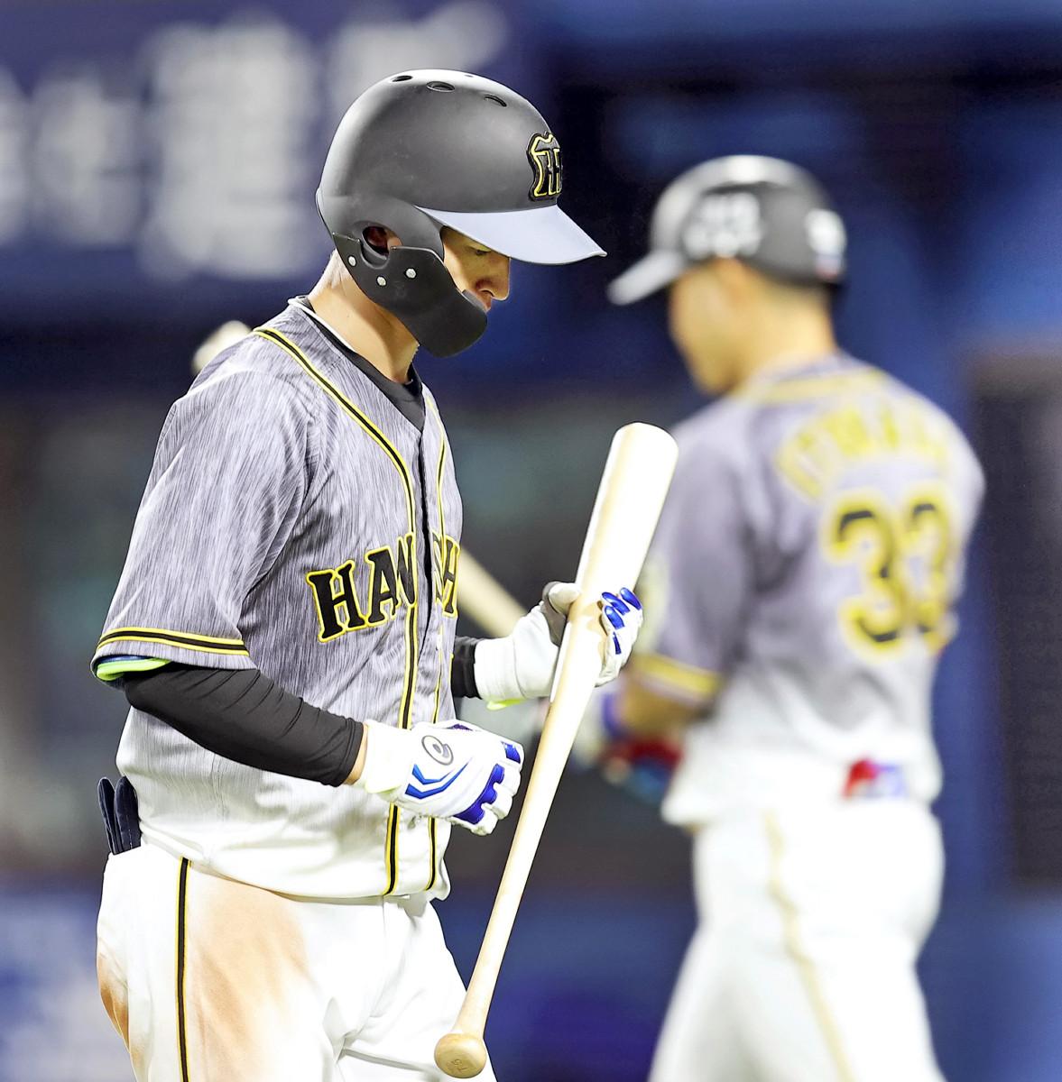【阪神】近本光司がセ最下位打率.114も浮上のキーマン 矢野監督「我慢」 : スポーツ報知