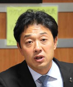 岩渕健輔ヘッドコーチ
