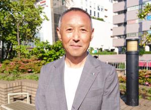 箱根駅伝5区で活躍した駒大OBの大越正禅さん