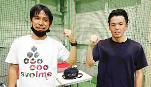 国学院大の学内記録会5000メートルで実質4年ぶりに自己ベスト記録をマークした河上雄哉(右)。前田康弘監督も高く評価した