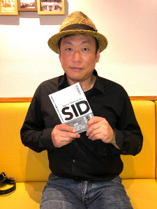 「スポーツ・アイデンティティ どのスポーツを選ぶかで人生は決まる」を上梓した田崎健太さん