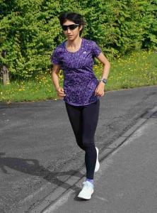 女子3000mで18年ぶりに日本記録を更新した田中希実