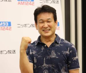 ニッポン放送に新番組「辛坊治郎 ズーム そこまで言うか!」出演で気合を入れる辛坊治郎氏