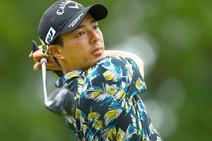 ゴルフパートナーエキシビション最終日をプレーした男子ゴルフの石川遼(JGTO/JGTO Images提供)