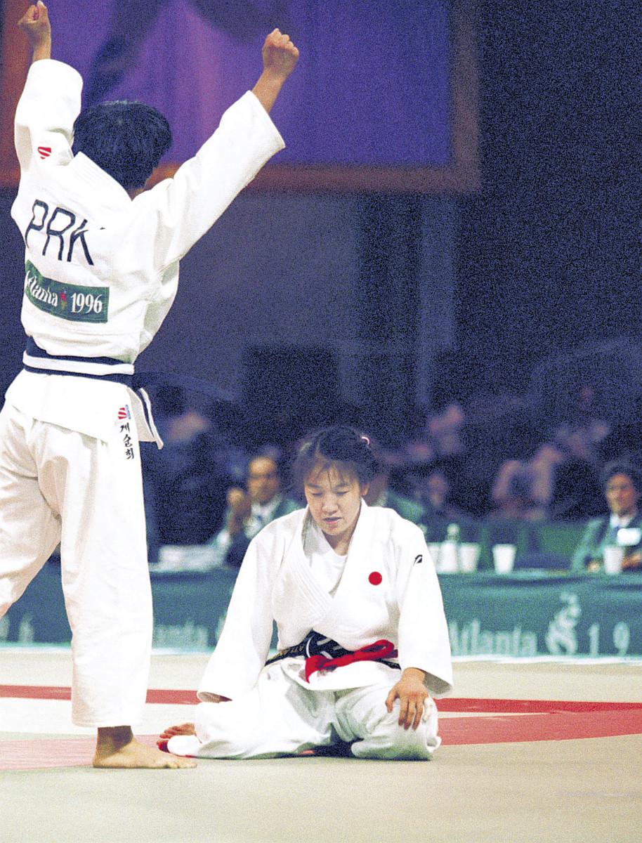 田村亮子放心、2大会連続の悪夢…カメラマンがファインダー越しに見た ...