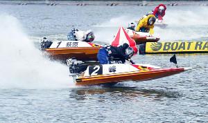 レース 三国 ボート