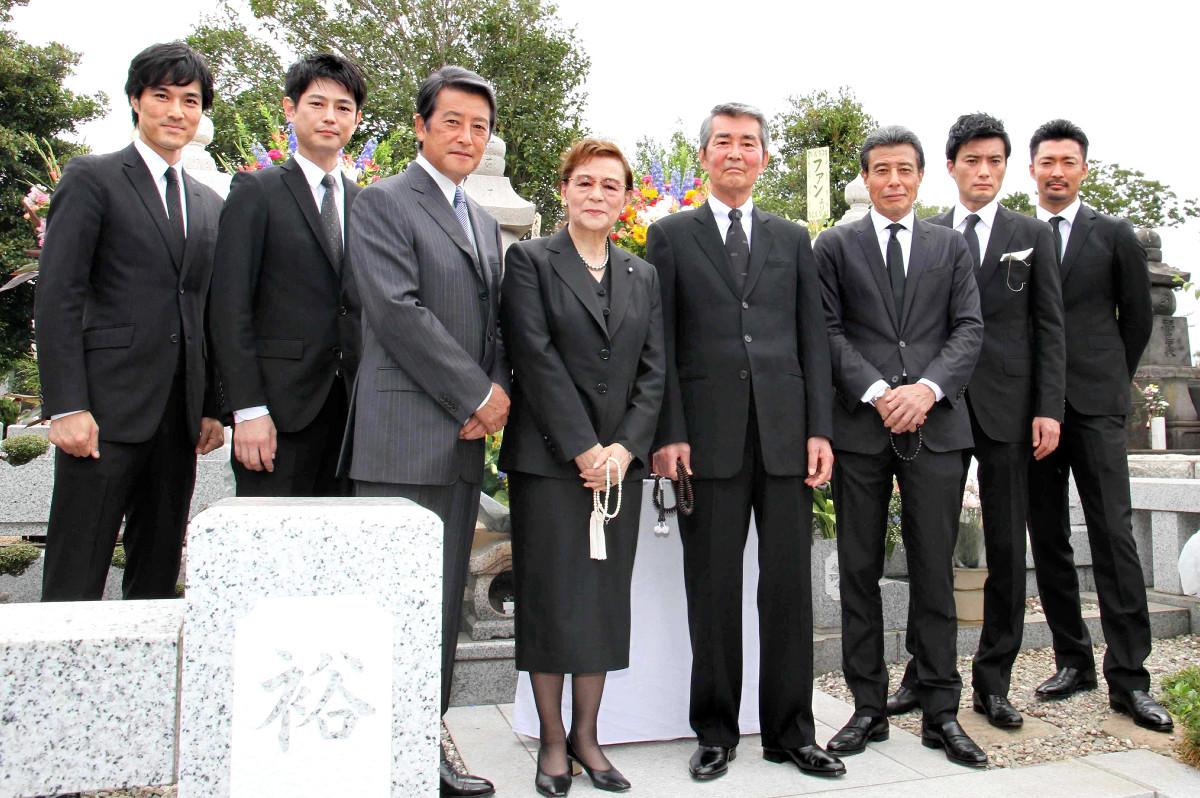 石原軍団解散を発表 石原まき子さん、来年1月に俳優マネジメント終了を報告