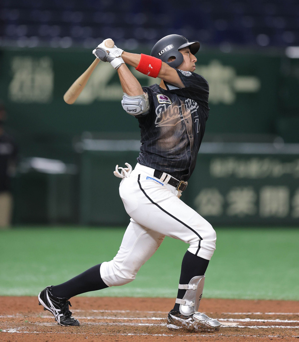 【ロッテ】福田秀平が実戦復帰「いつでも出場できる状態です」 : スポーツ報知