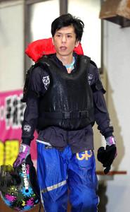 田村は地元・鳴門のSG出場切符を3度目の正直でつかんだ。全身全霊をかけて今大会に挑む