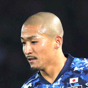 前田大然(昨年12月のU-22日本代表戦から)
