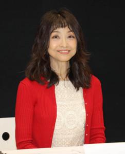 厚生労働省「知って、肝炎プロジェクトミーティング2020」に出席した石川ひとみ(カメラ・相川 和寛)