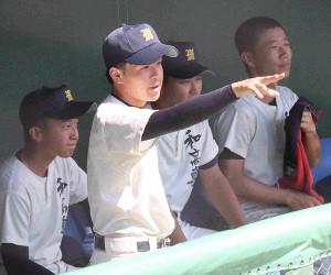 和歌山高専・羽田有介監督