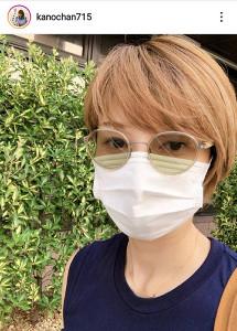 狩野舞子さんの(@kanochan715)より