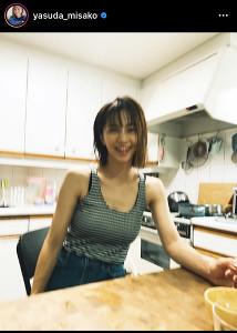 安田美沙子のインスタグラム(@yasuda_misako)