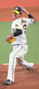 今季4度目の登板も勝利を逃した阪神・藤浪