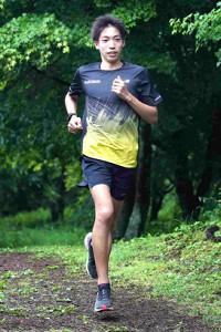 三浦は3000メートル障害で世界を目指しながら学生駅伝にも挑む