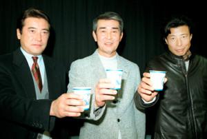 神田正輝、スタジオ生放送で渡哲也さんについてコメントせず ...