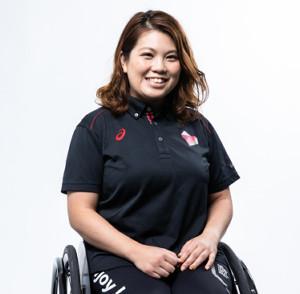 パワーリフティングで東京パラリンピックを目指す山本恵理(日本財団パラリンピックサポートセンター提供)